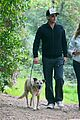 jon hamm jennifer westfeldt dog walk 05