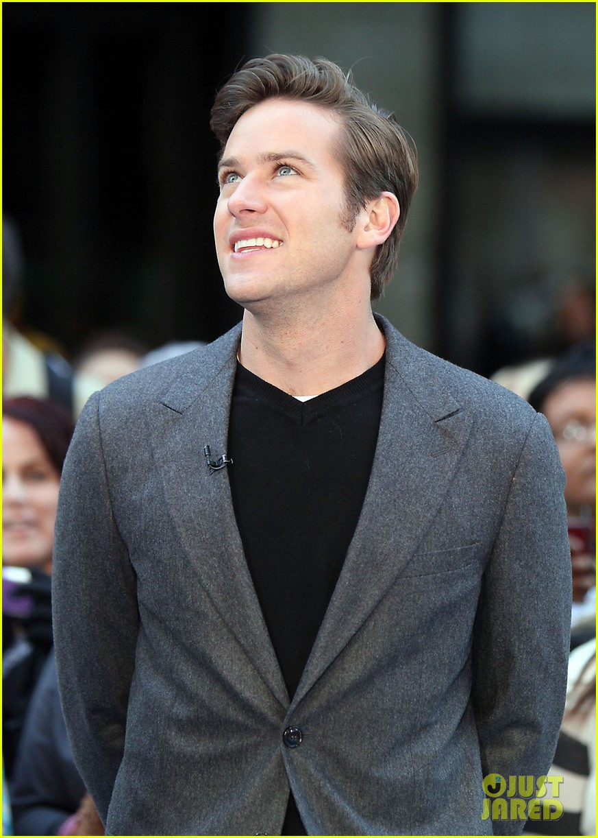 armie hammer good morning america 09