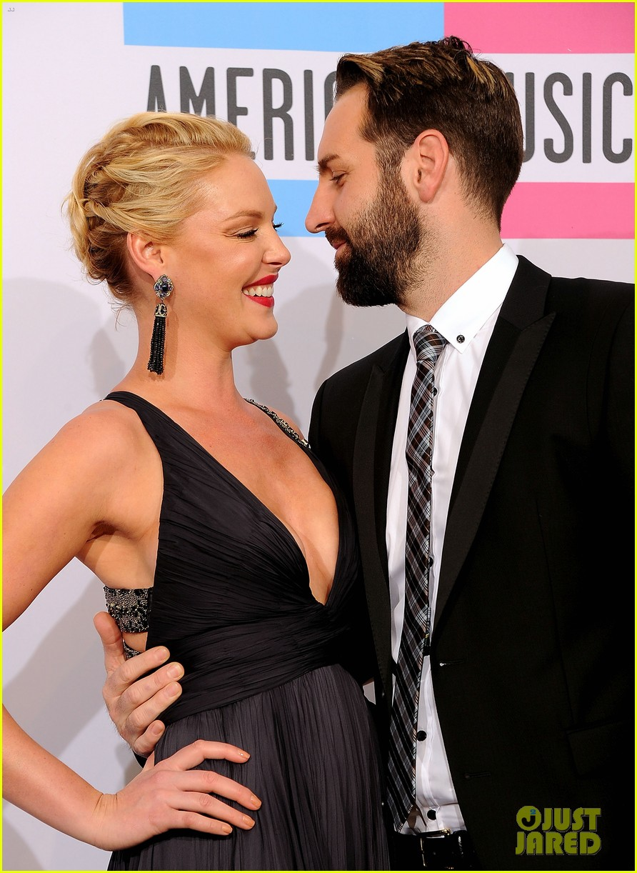 katherine heigl josh kelley amas 2011 06