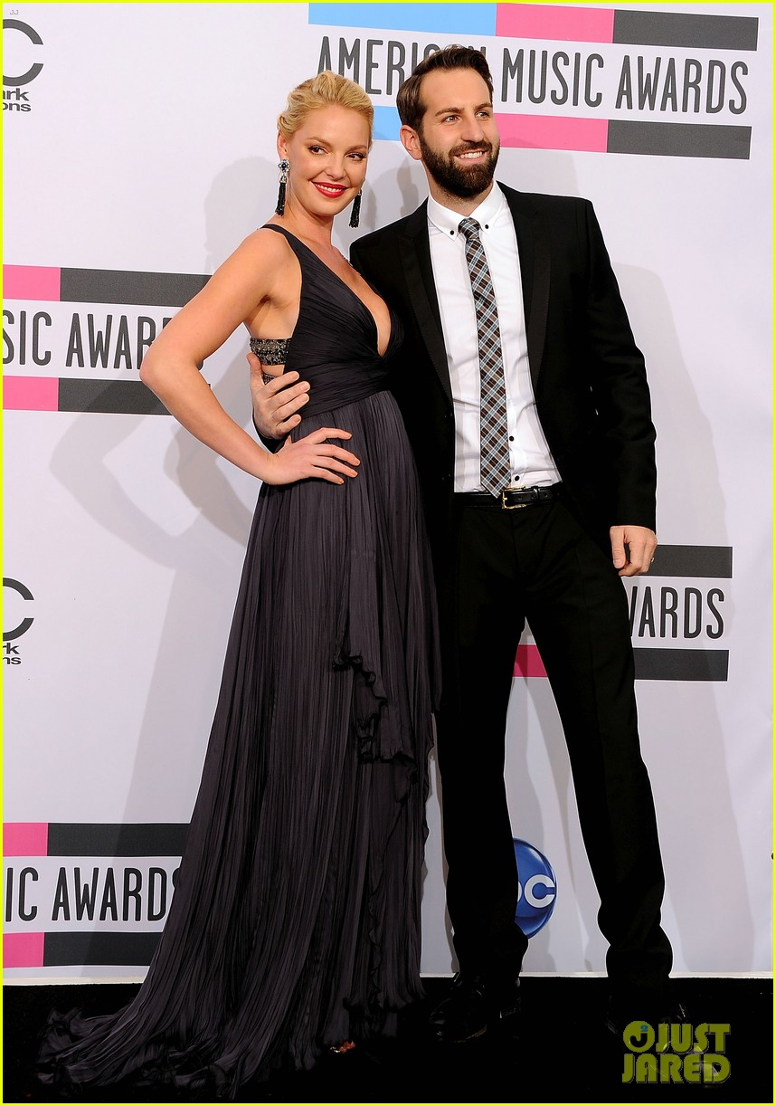 katherine heigl josh kelley amas 2011 07