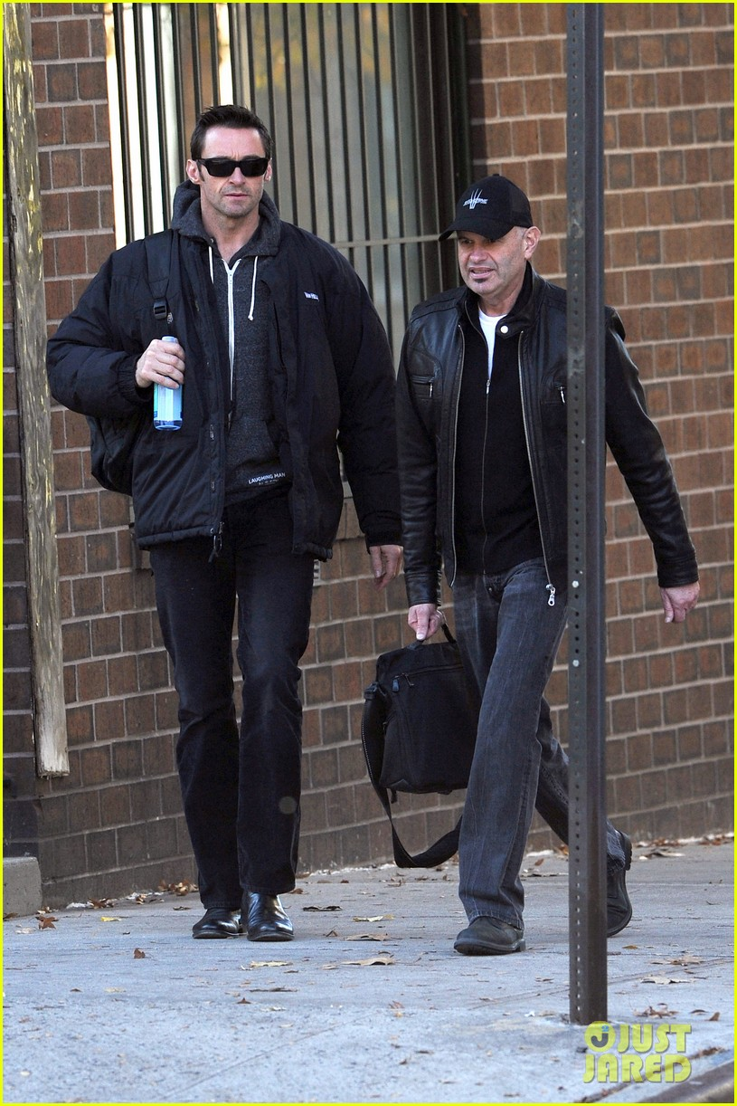 hugh jackman losing pounds broadway 04