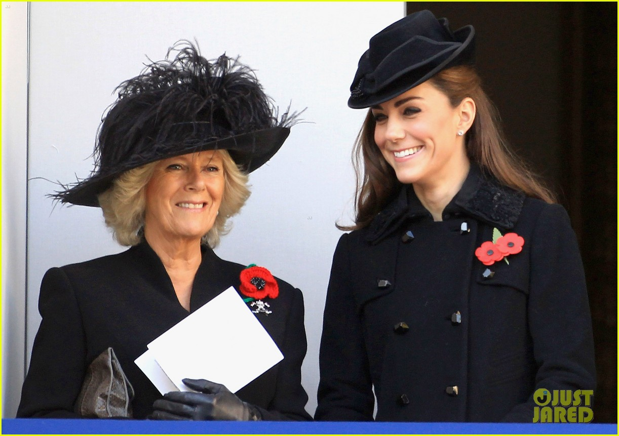 prince william duchess kate remembrance day 07
