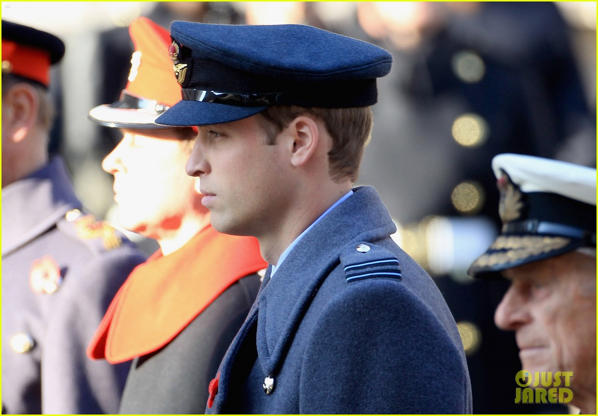 prince william duchess kate remembrance day 08