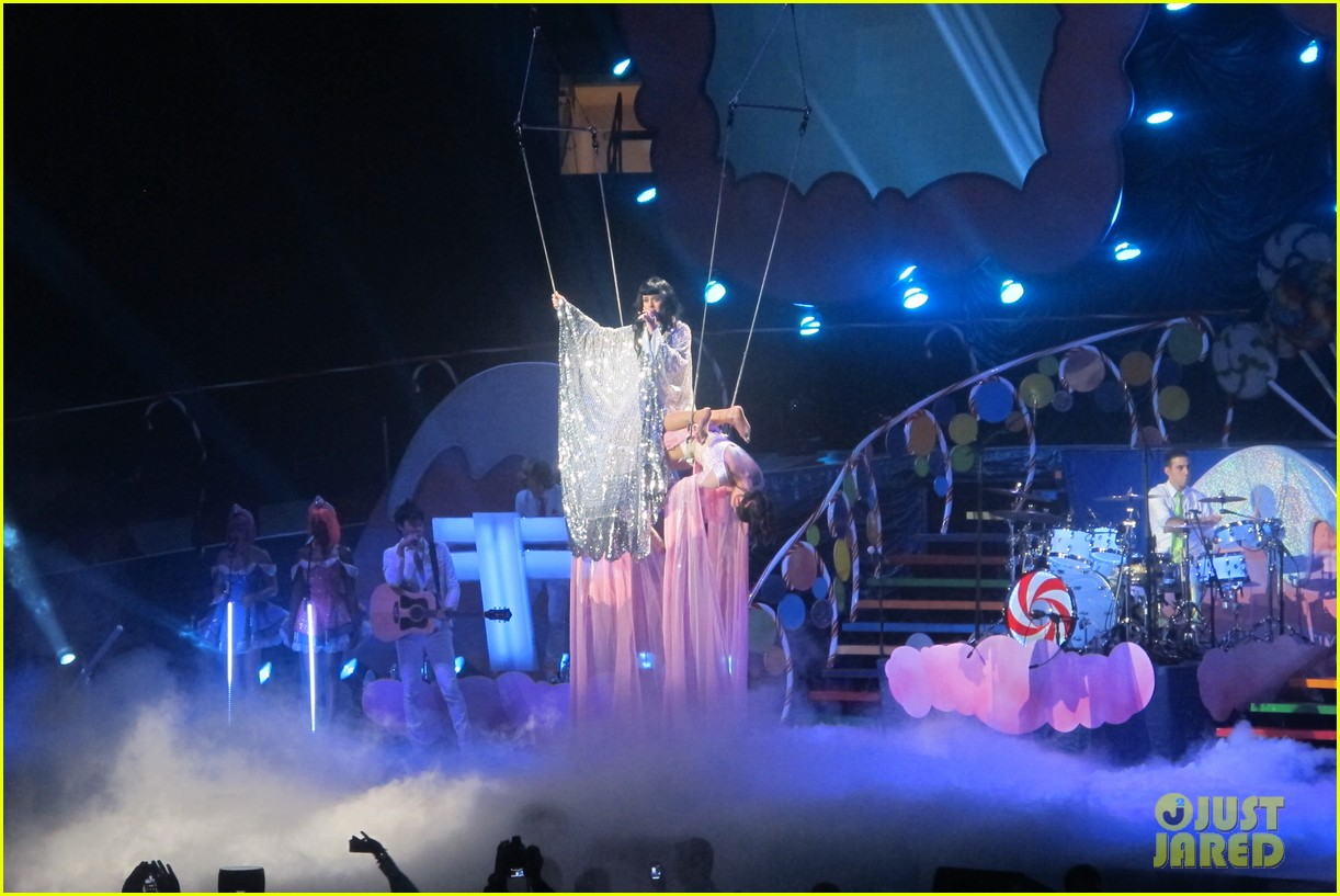katy perry madison square garden 12