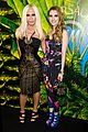zoe kravitz emma roberts versace for hm launch party 12