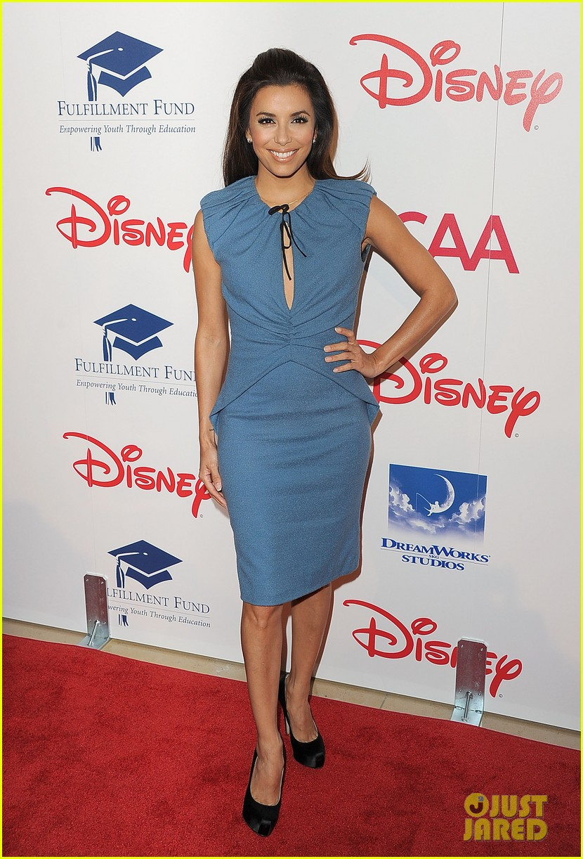 eva longoria fulfillment fund stars gala 09