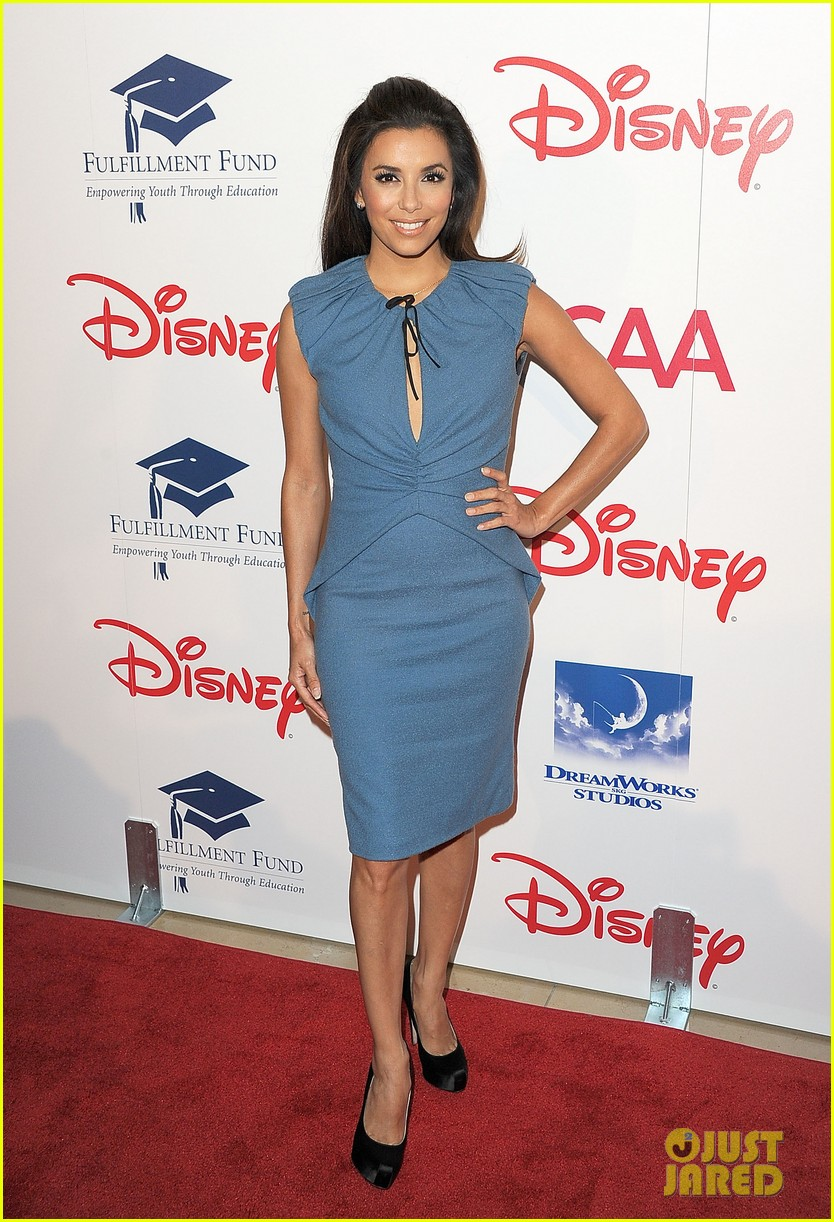eva longoria fulfillment fund stars gala 13