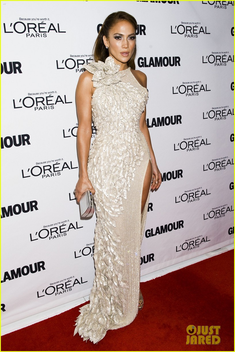 jennifer lopez glamour women awards 06