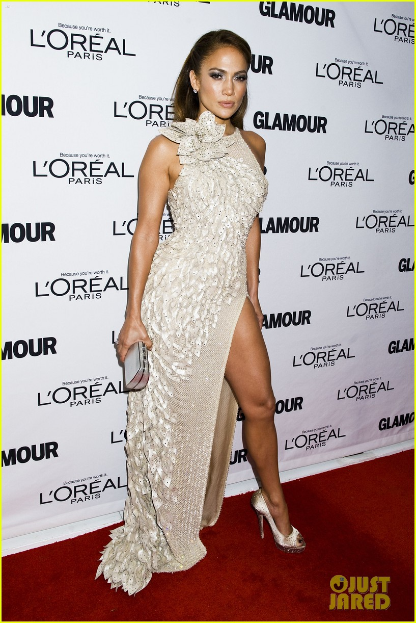 jennifer lopez glamour women awards 09