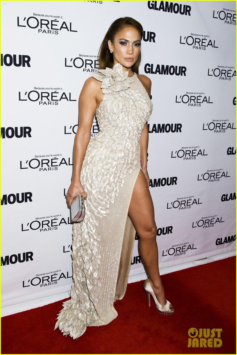 jennifer lopez glamour women awards 09