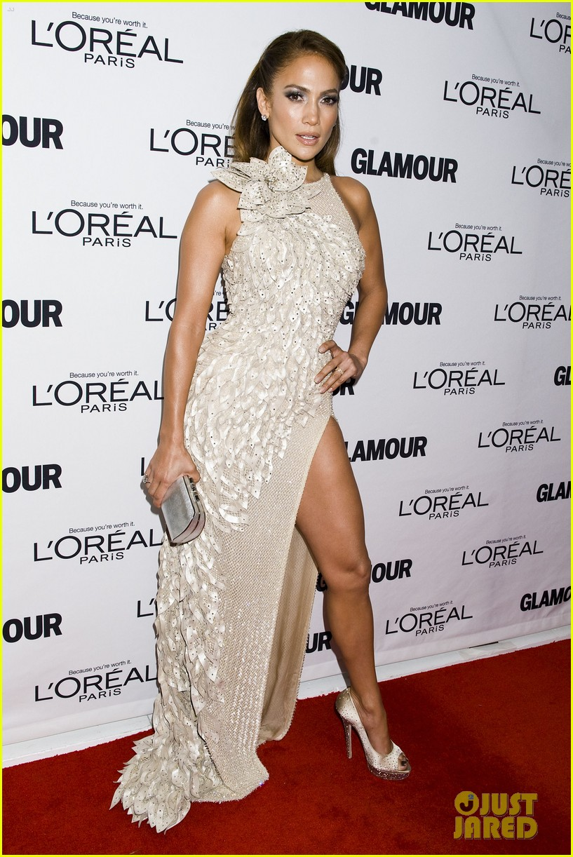jennifer lopez glamour women awards 12
