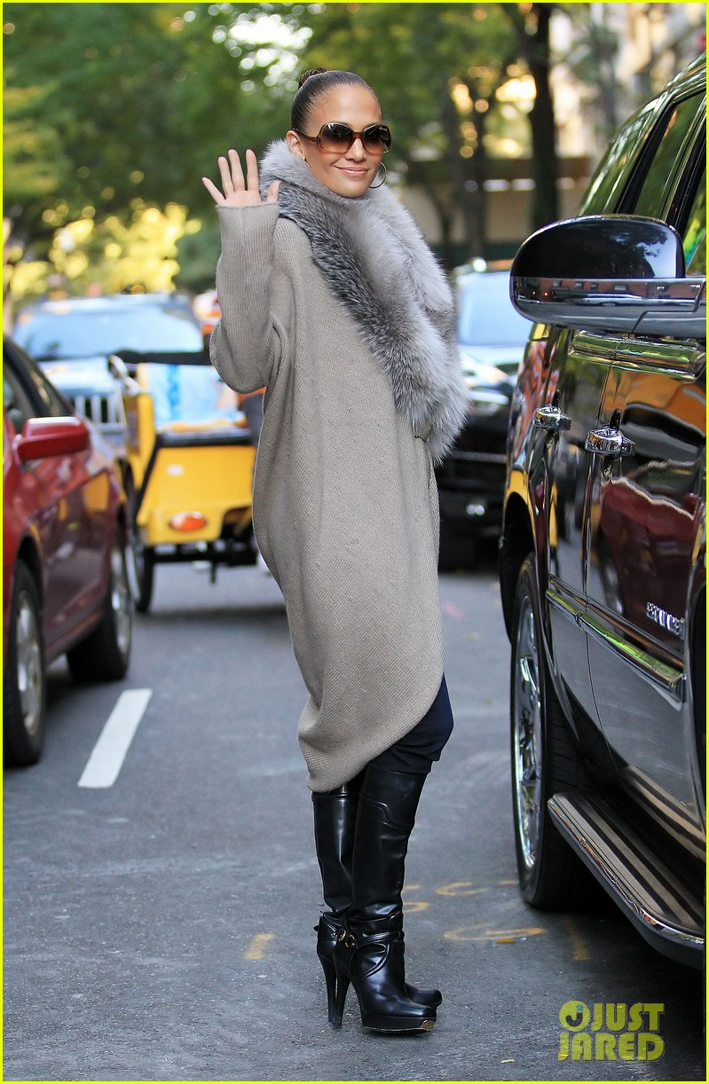 jennifer lopez nyc suv 01