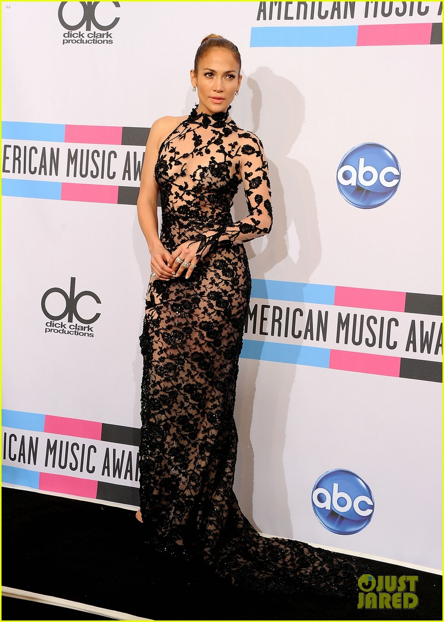 jennifer lopez amas winner 2011 01