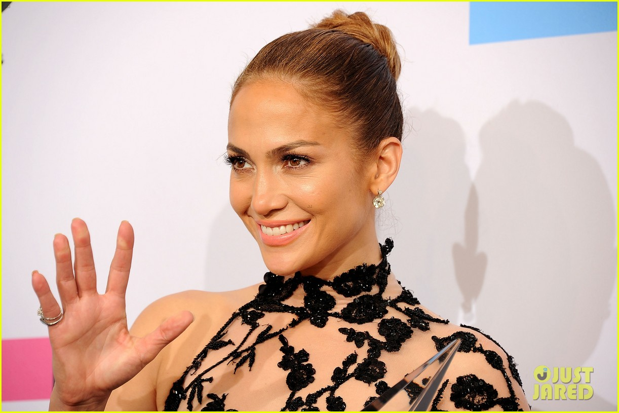 jennifer lopez amas winner 2011 07