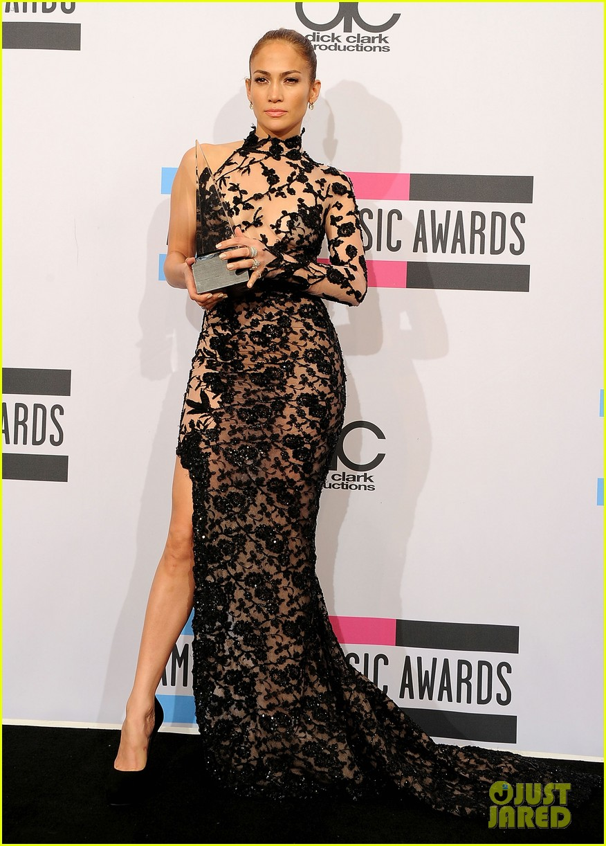jennifer lopez amas winner 2011 17