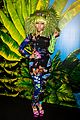 nicki minaj versace for hm launch party performer 02
