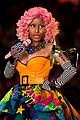 nicki minaj kanye west jay z vs fashion show 03