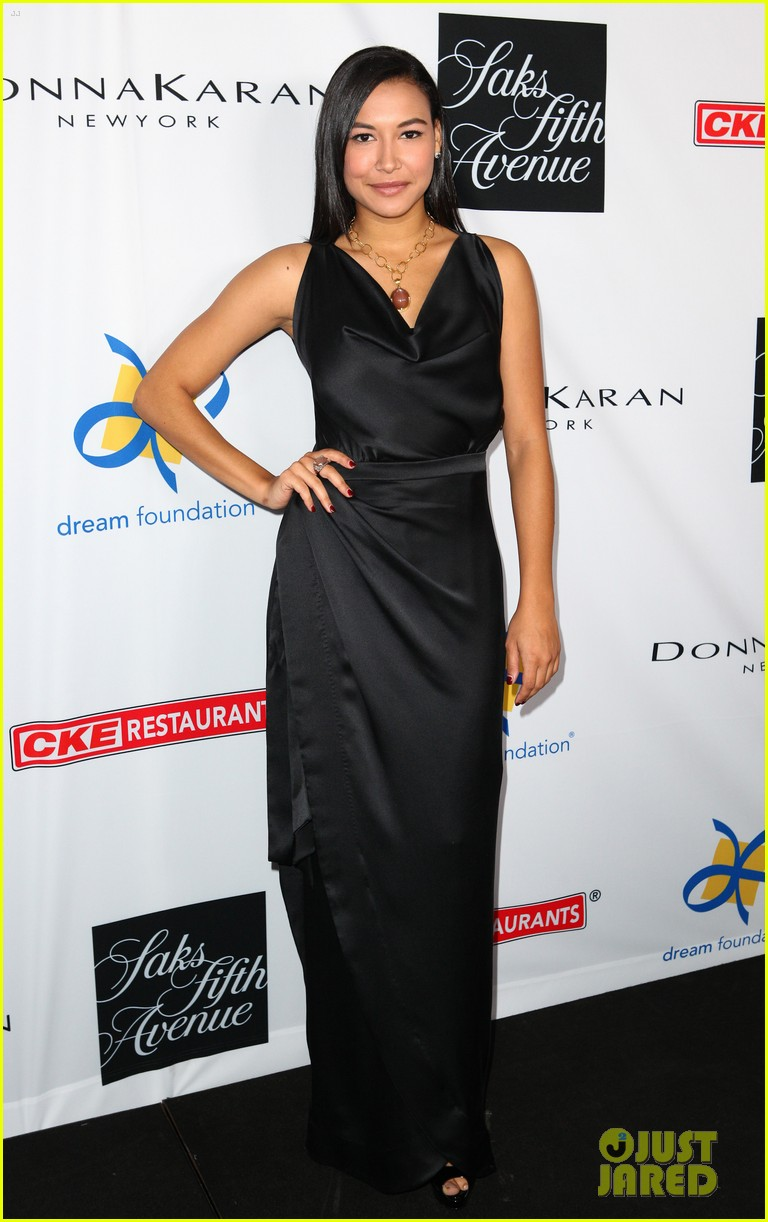 naya rivera amber riley dream foundation 02