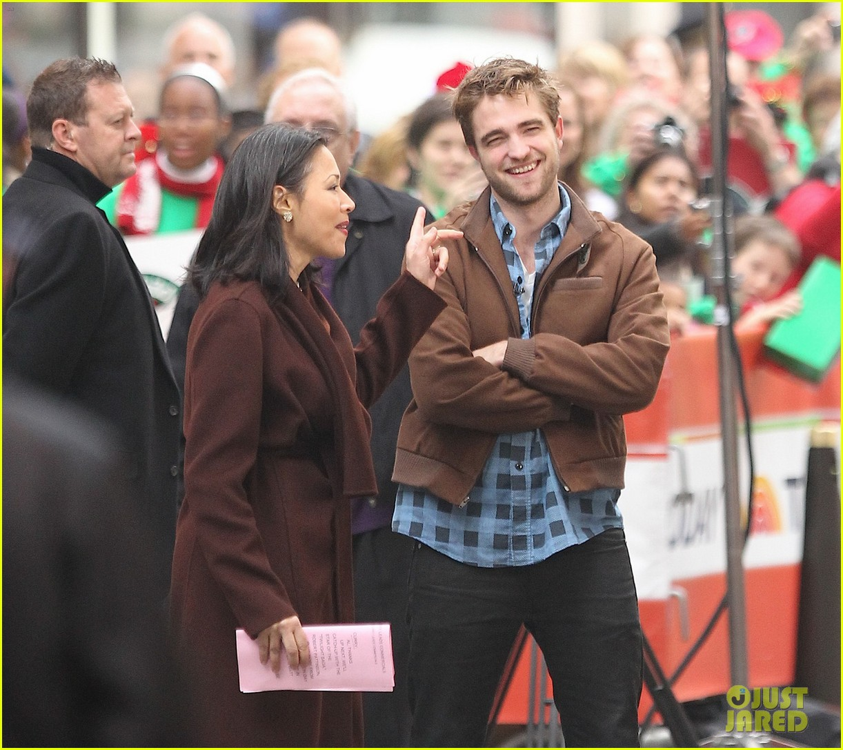 robert pattinson today show 04