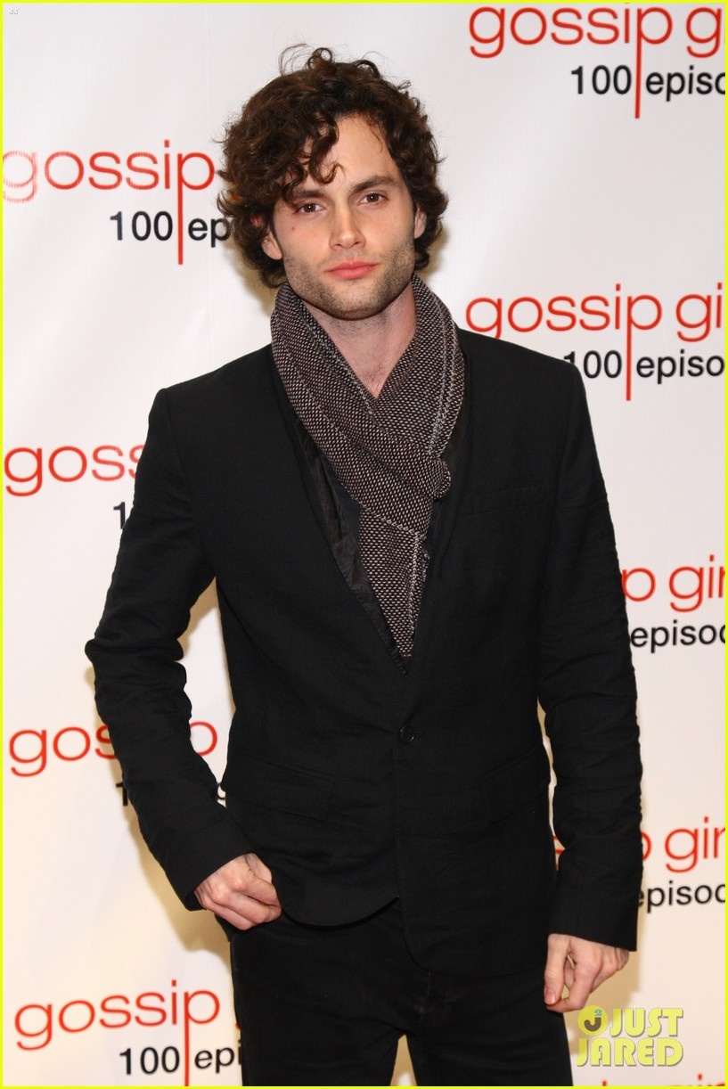penn badgley gossip girl 100 episodes 01