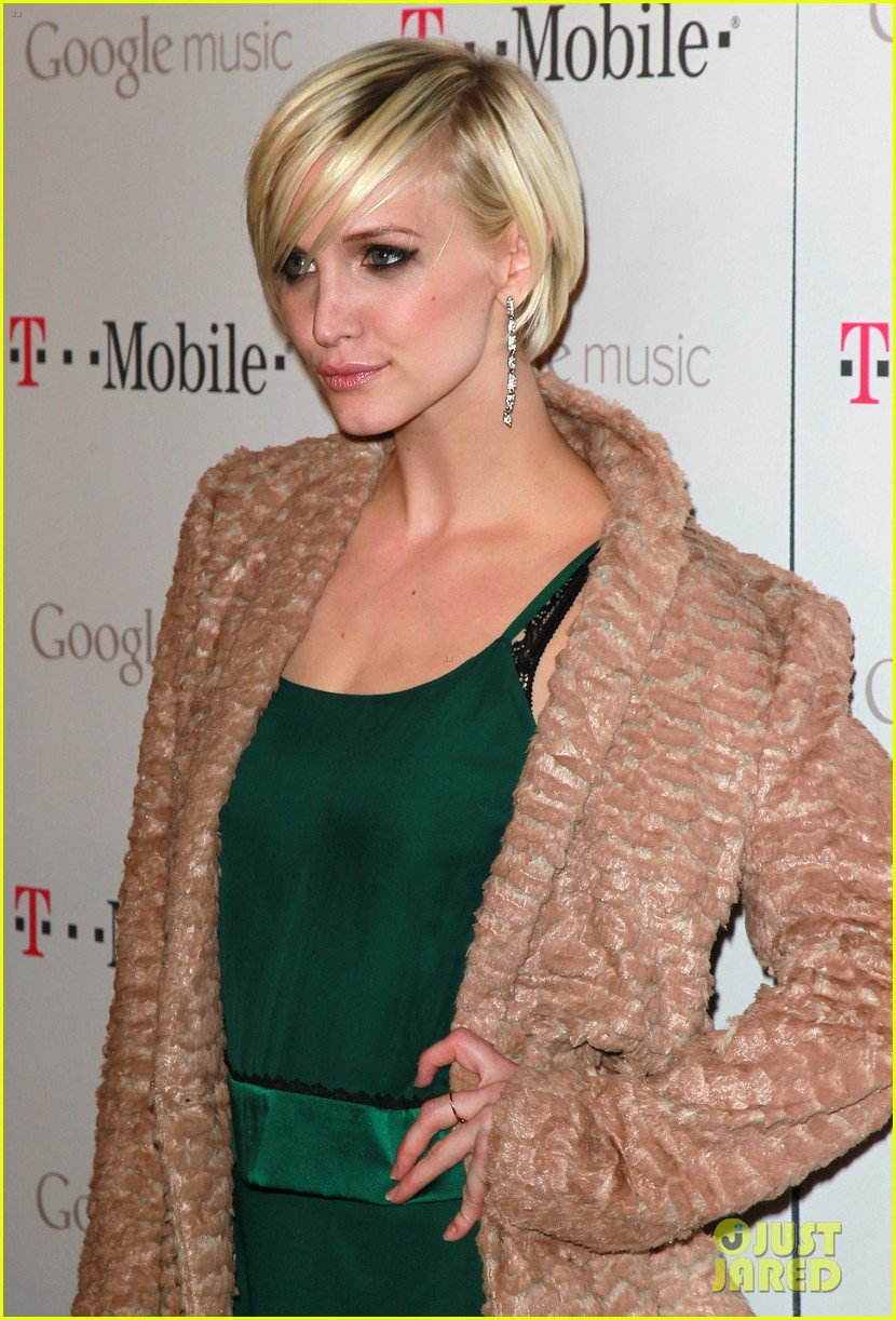 ashlee simpson google music launch 11
