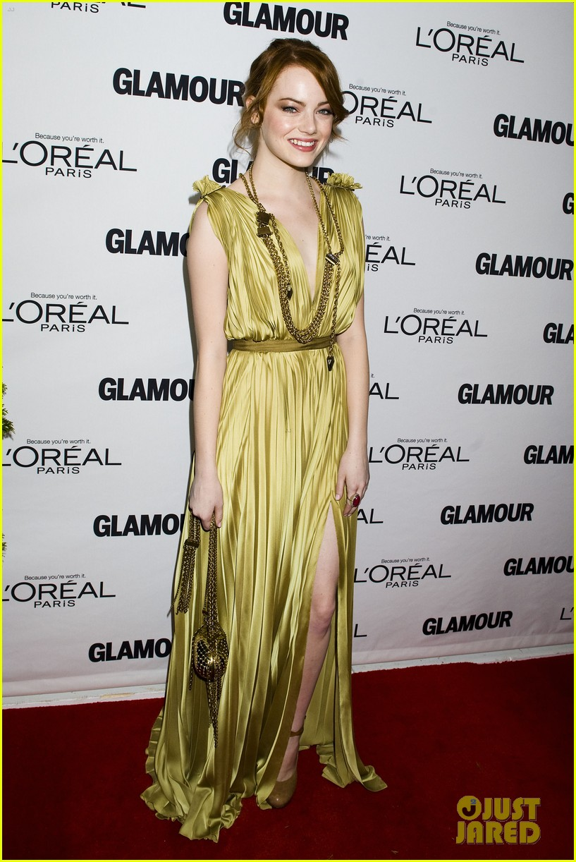 emma stone glamous awards 07