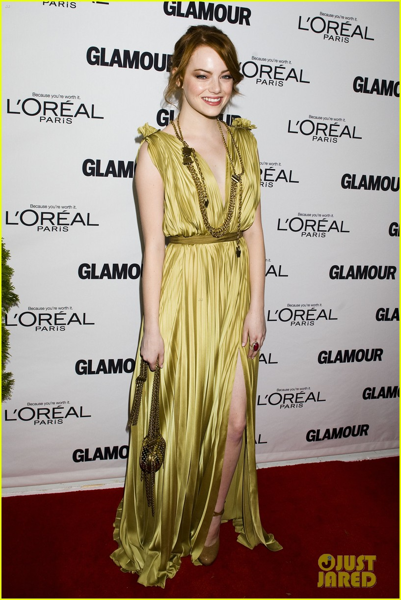 emma stone glamous awards 11