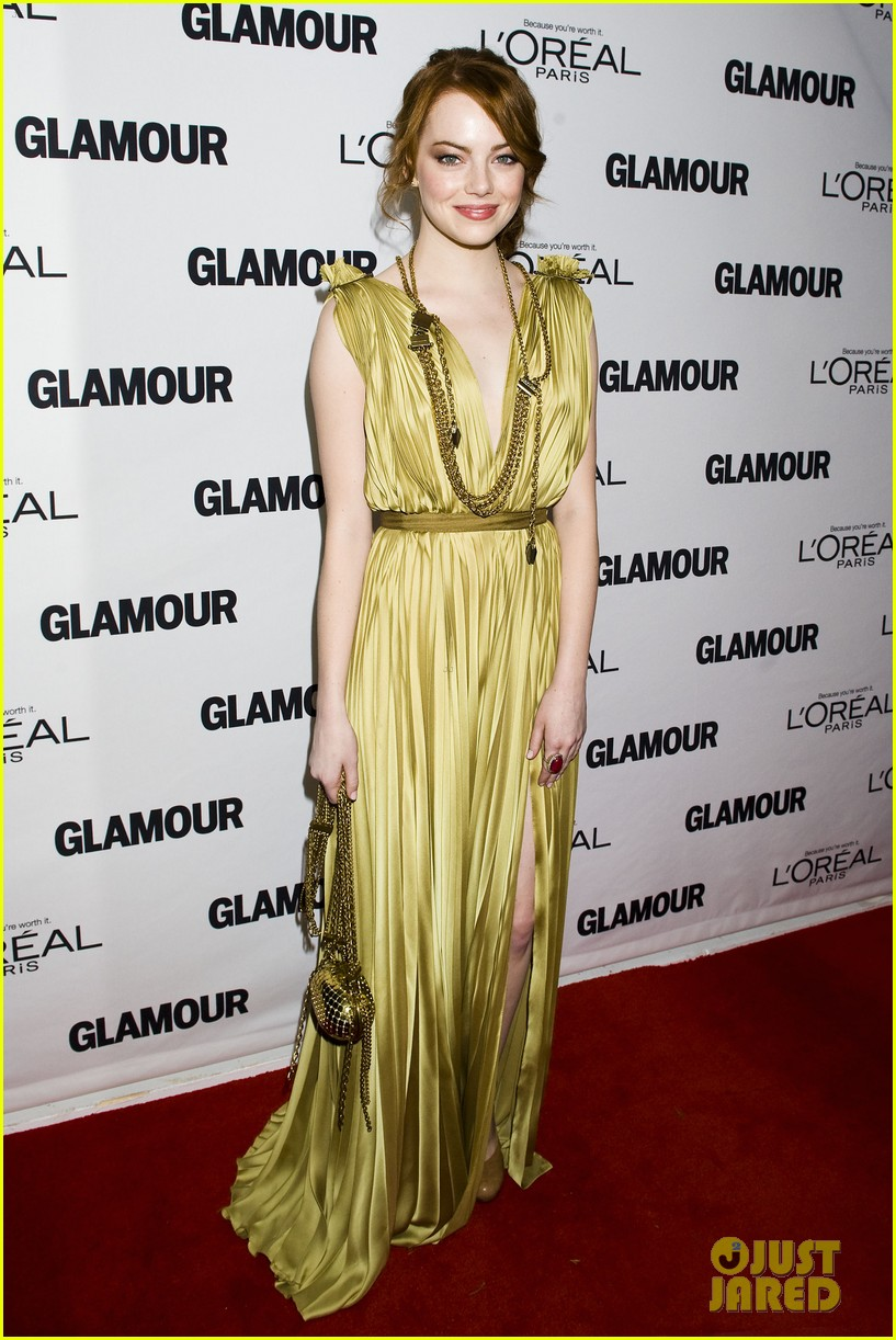 emma stone glamous awards 14