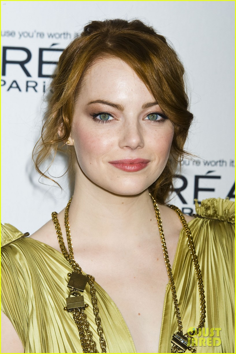 emma stone glamous awards 20
