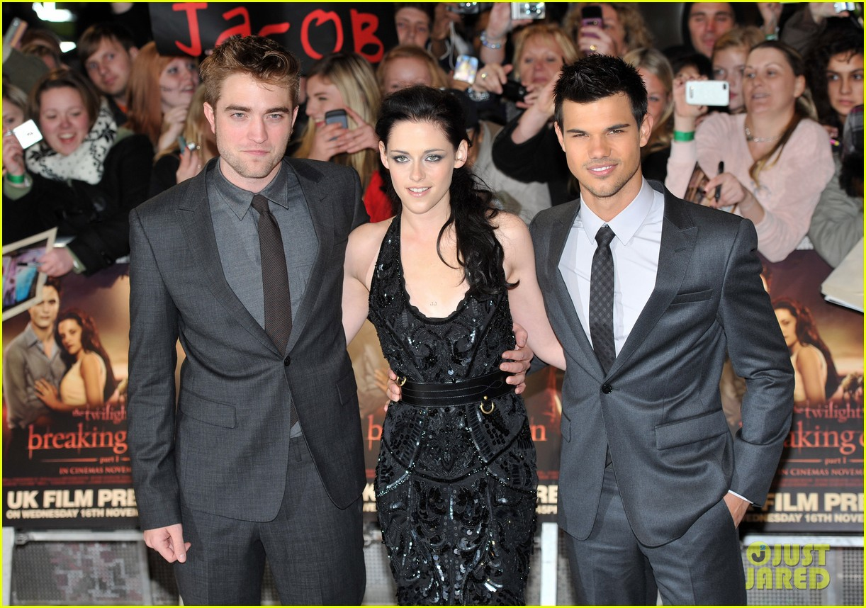 kristen stewart robert pattinson breaking dawn london 08