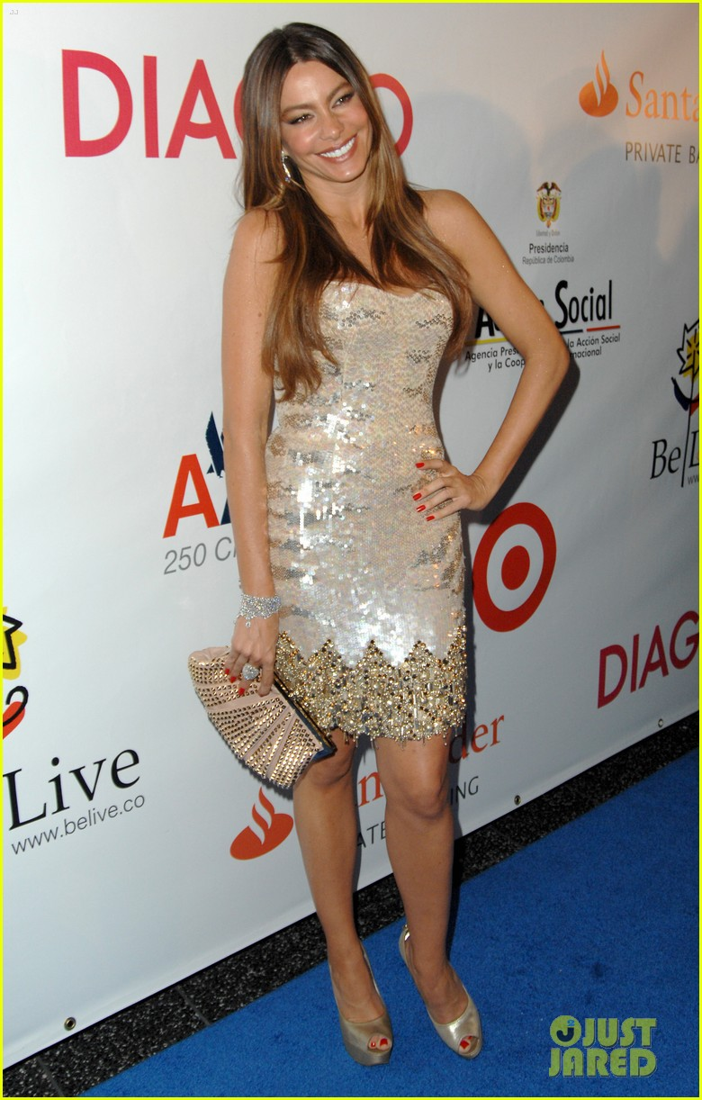 sofia vergara belive event 16