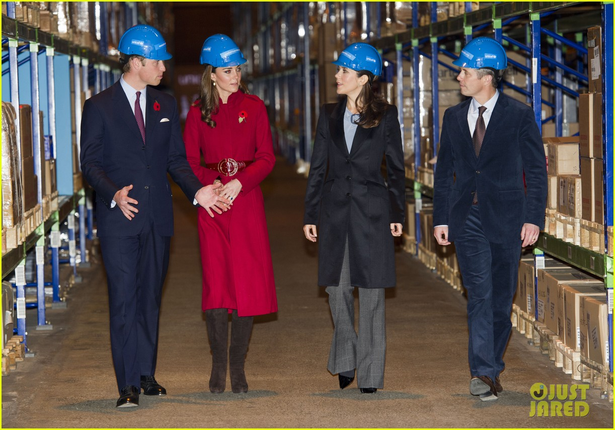 prince william duchess kate unicef emergency supply center denmark 06