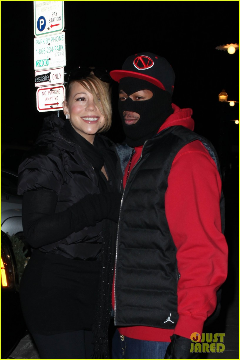 mariah carey shop aspen with nick cannon 132612119