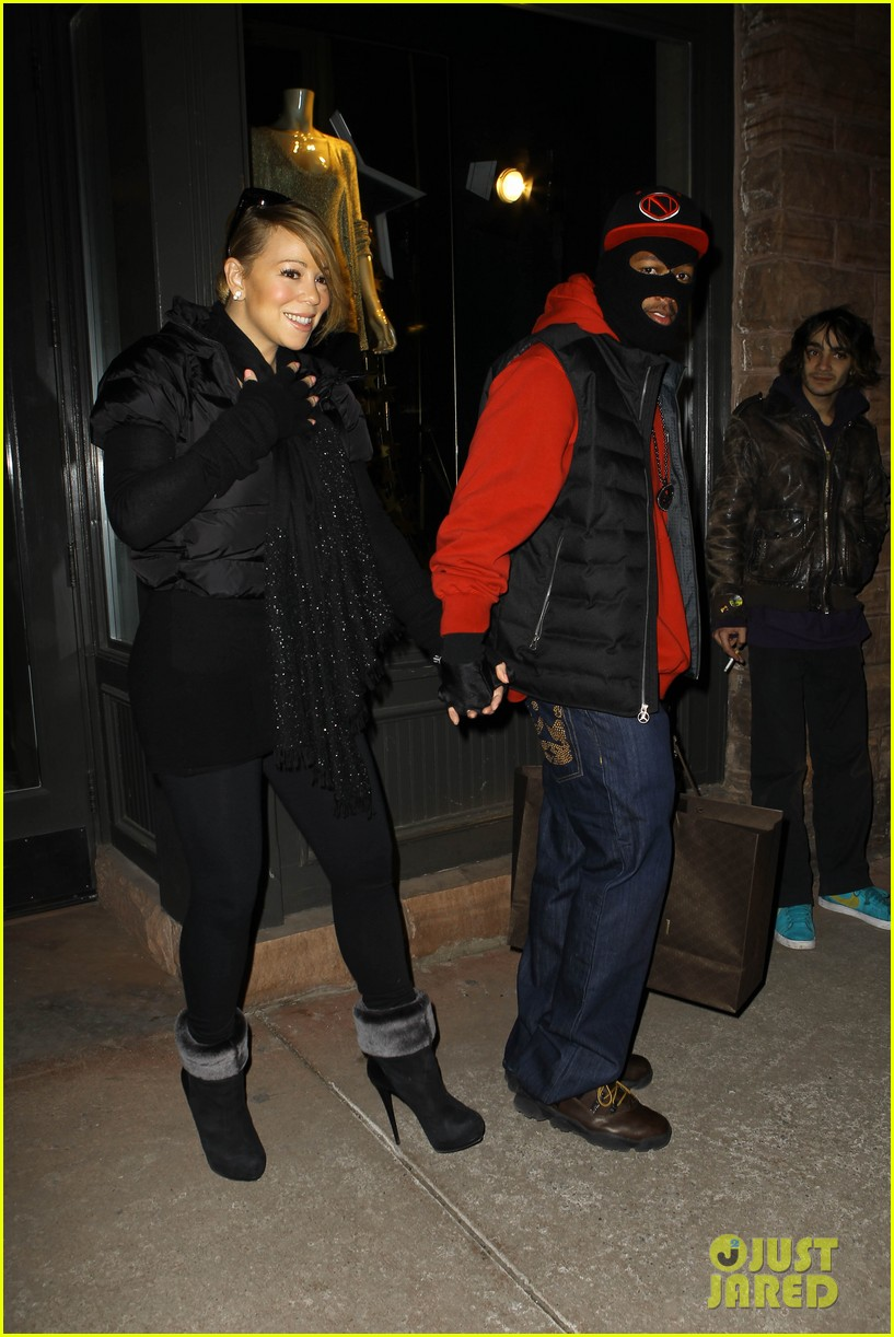mariah carey shop aspen with nick cannon 18