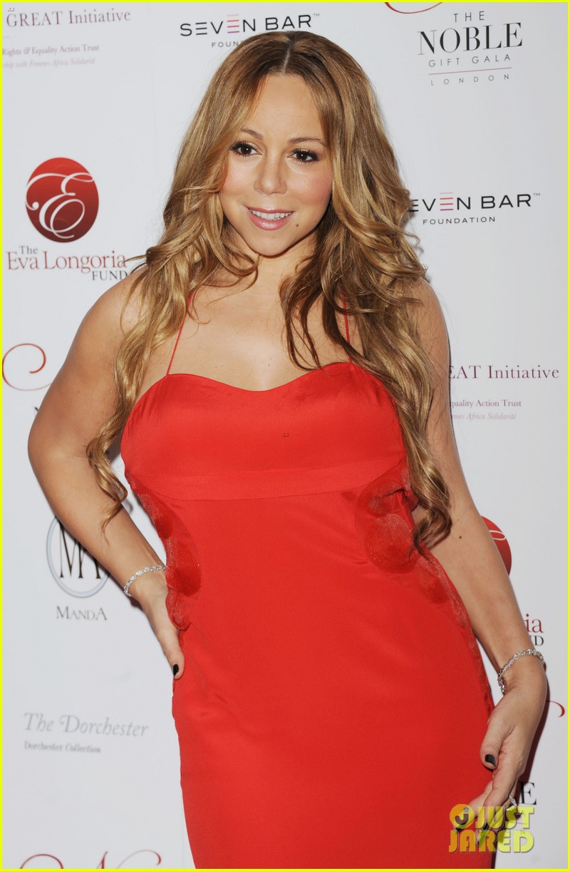 mariah carey noble gift gala 03