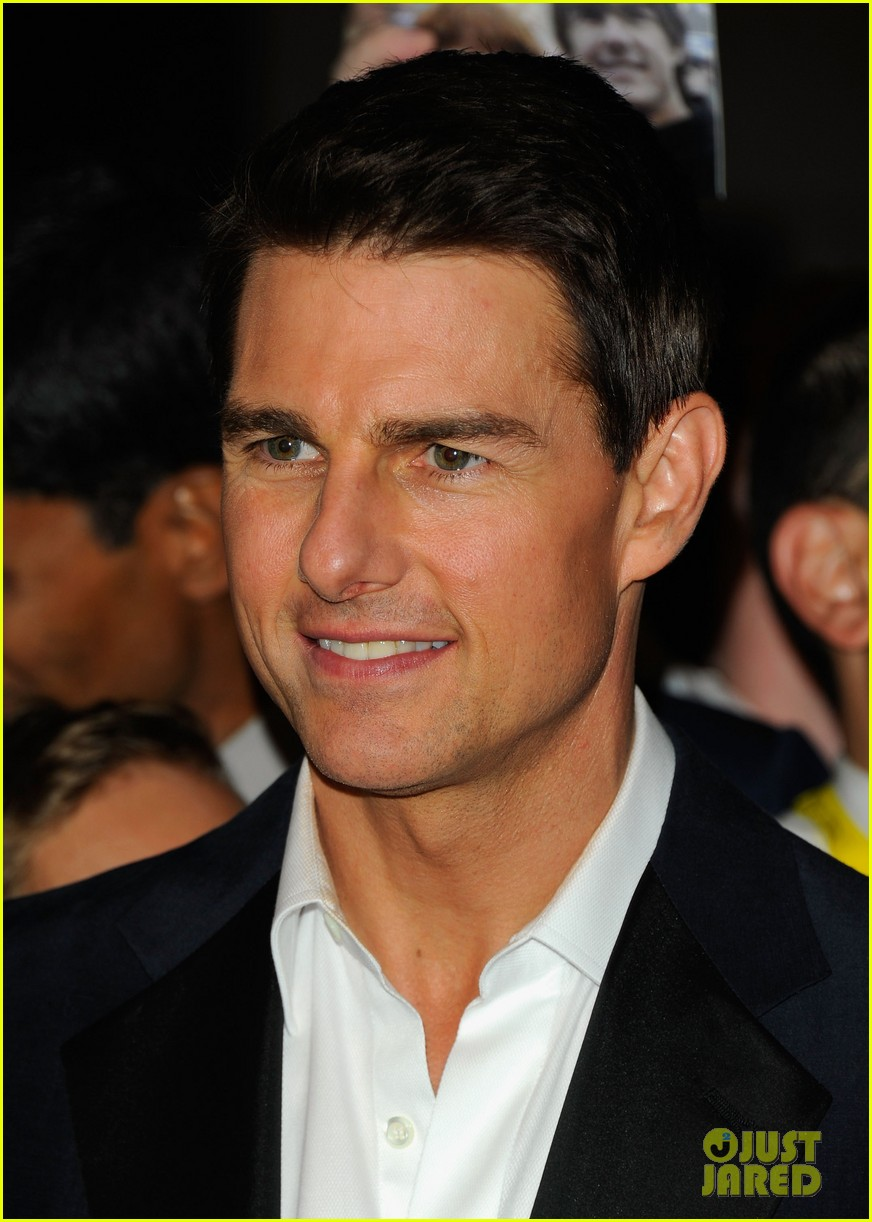 Tom Cruise: 'Mission: Impossible' Premiere in Dubai ...