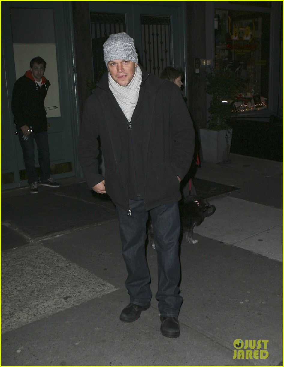matt damon hotel nyc 02