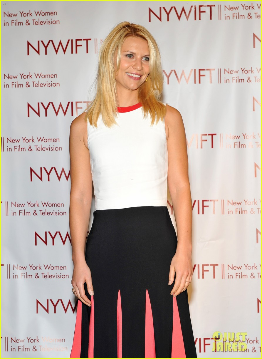 claire danes nywift muse awards 08 Claire Danes