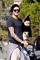 david beckham baby harper out stroller 04