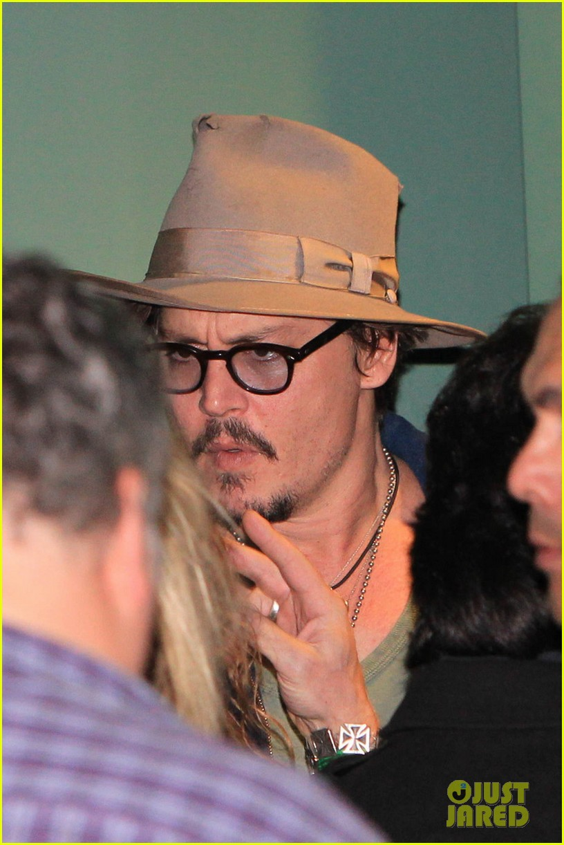 johnny depp iggy concert 042605799
