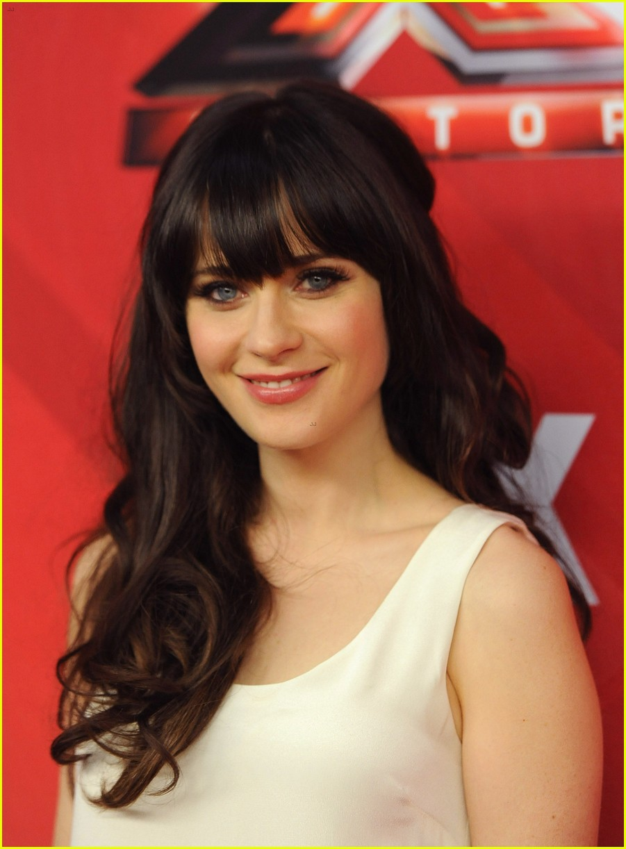 zooey deschanel x factor 012612030