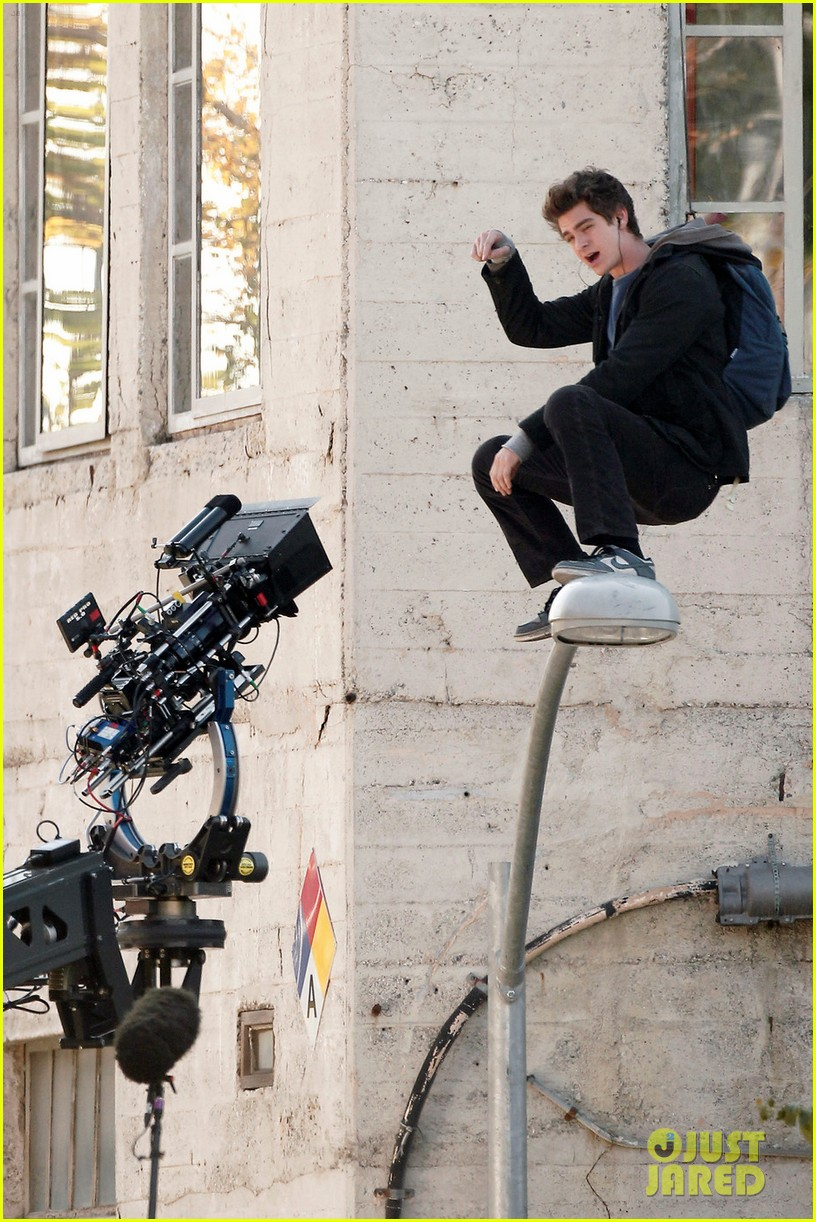andrew garfield flying spider man 07