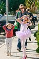 jennifer garner leaves ballet class with the girls 04