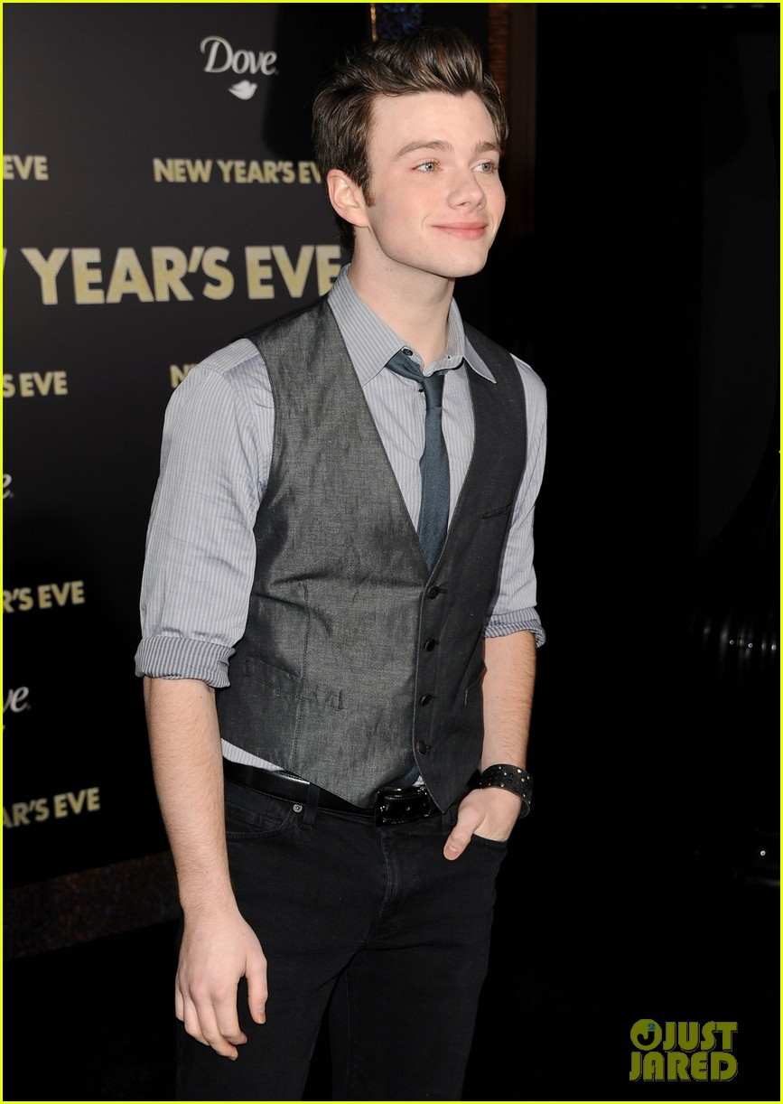 glee guys nye premiere 13