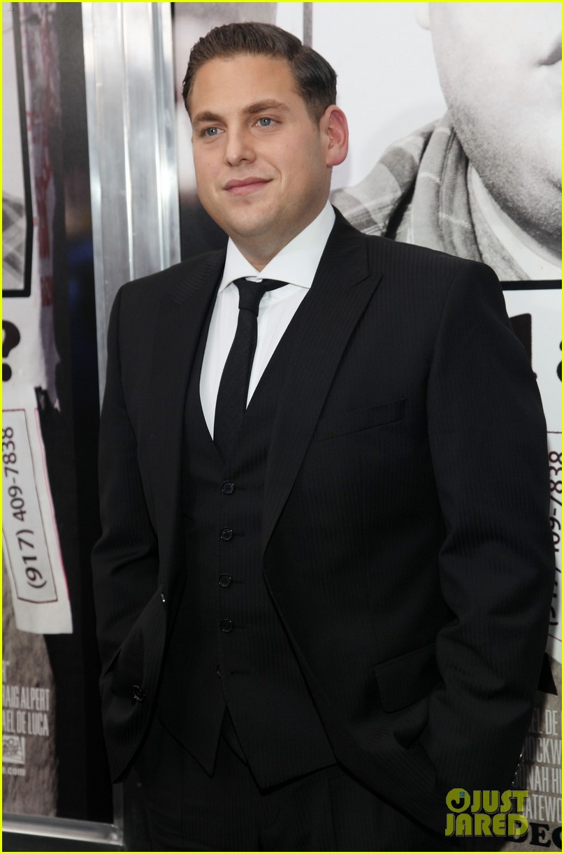 jonah hill the sitter premiere 03