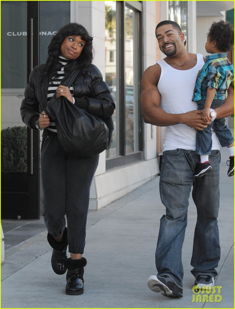 jennifer hudson david otunga wait stoplight 01