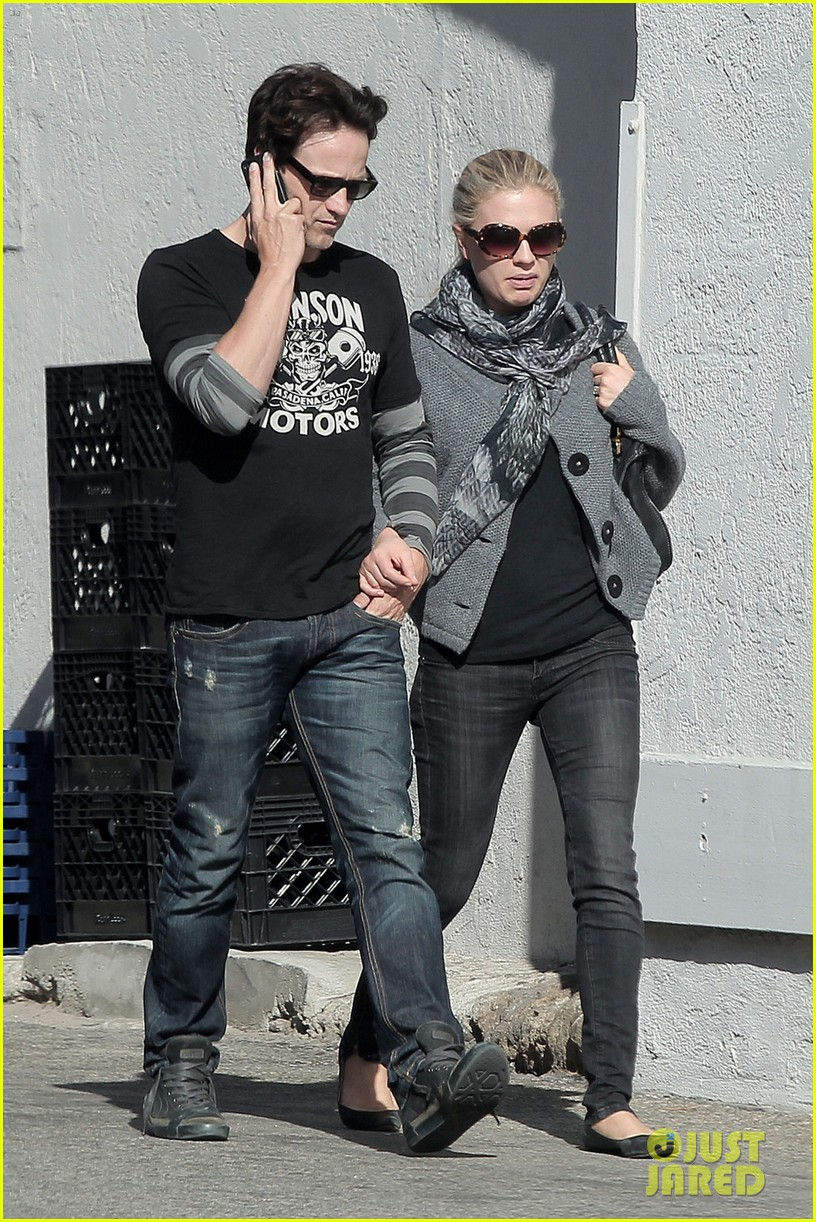 anna paquin stephen moyer mercedes grill mates 04