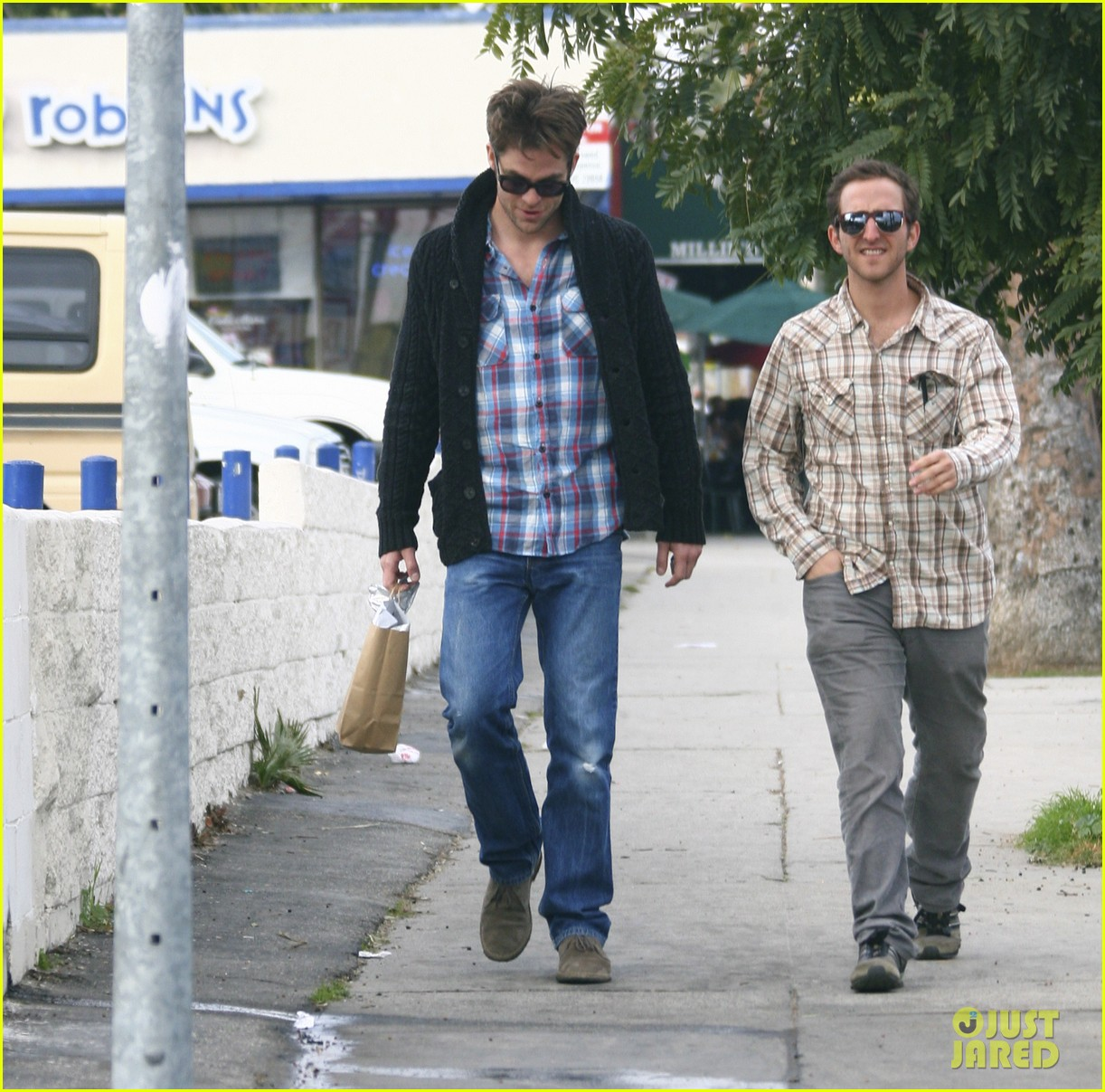 chris pine out about la 07