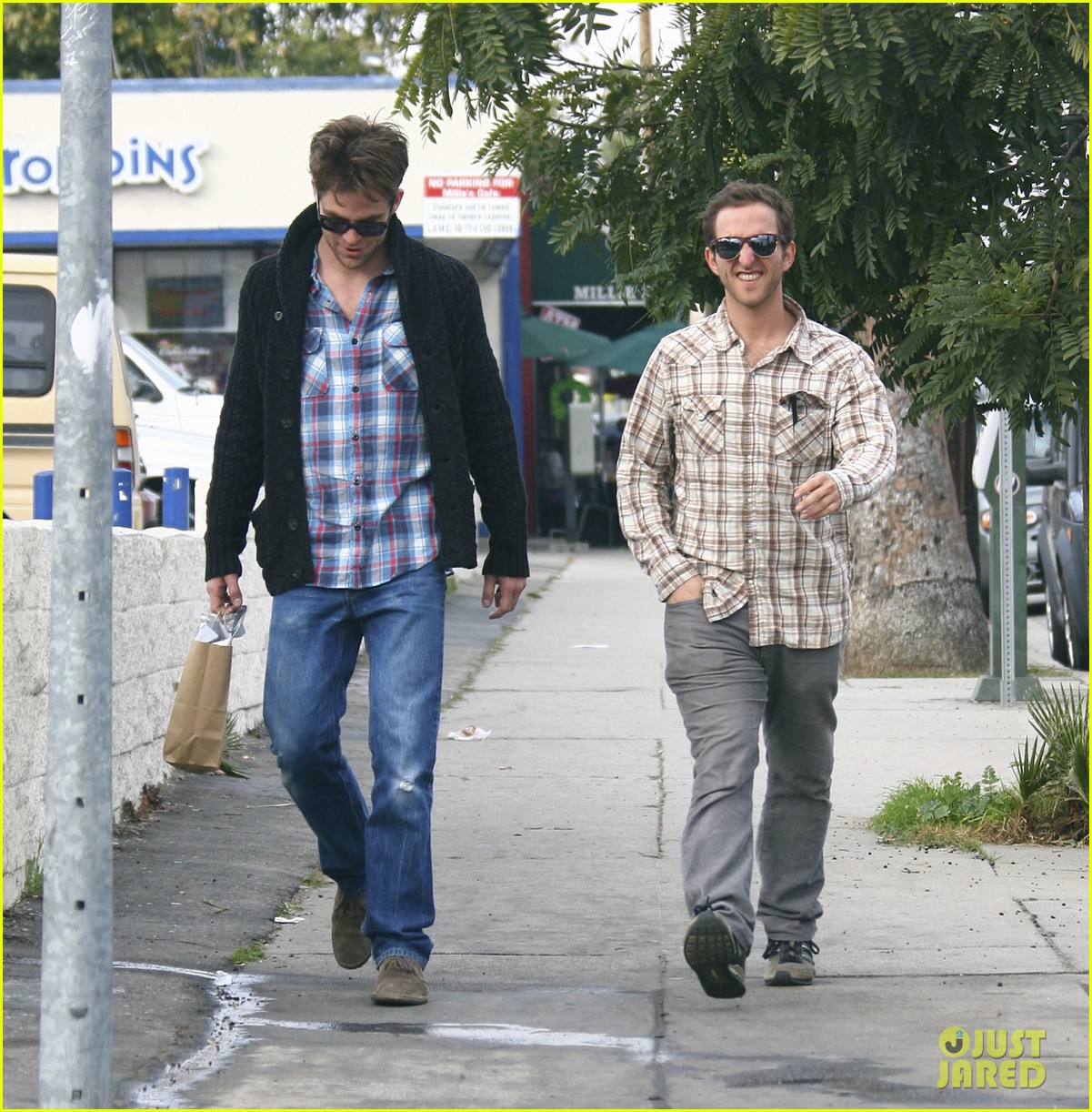 chris pine out about la 09