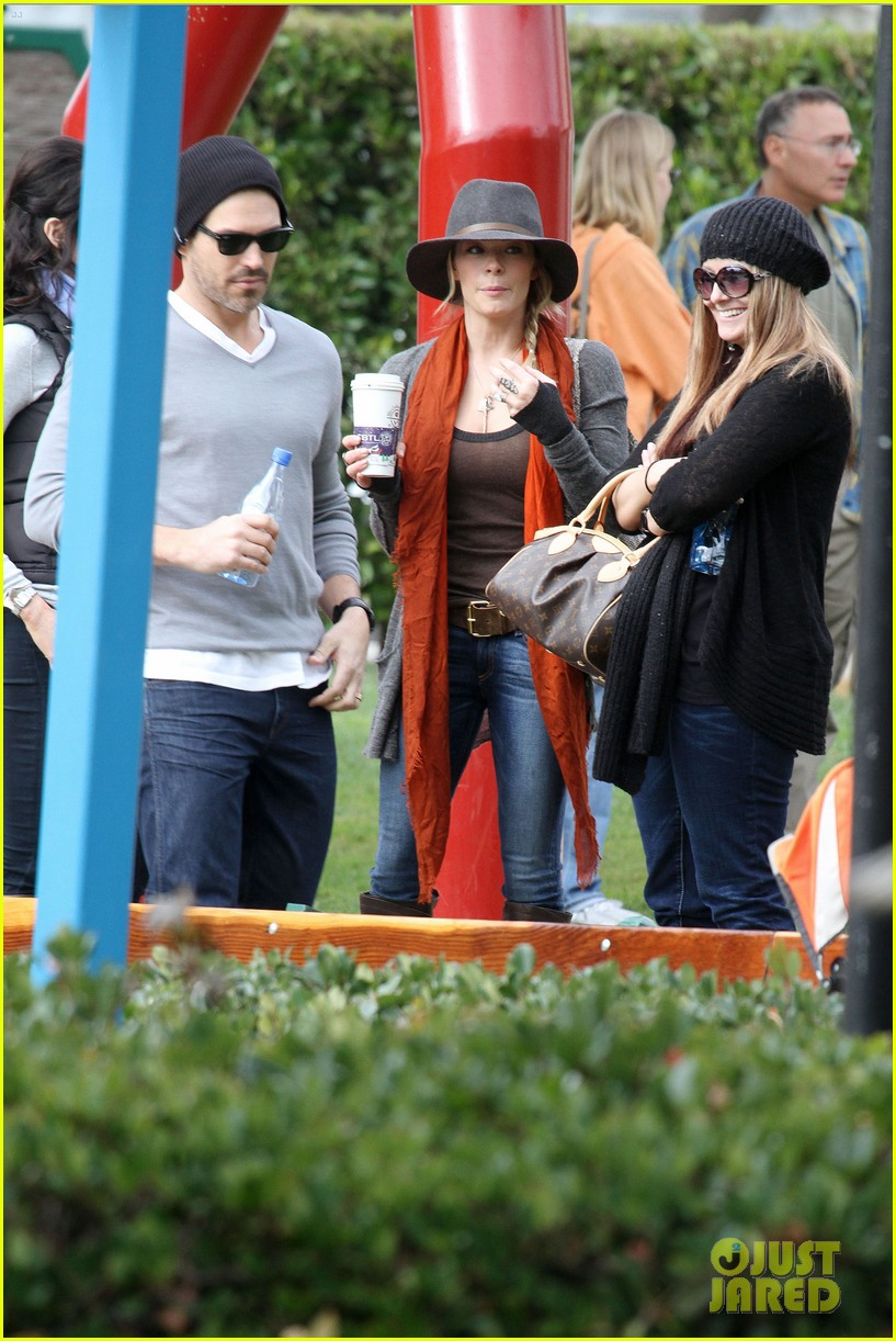 leann rimes jake shopping malibu 08